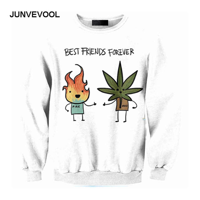 c5f864182b1 Online Shop 3D Fire Weed Hooded BEST FRIEND FOREVER Hoodies Men s Fitness  Hip Hop Sweatshirt Vogue Harajuku Hoodie Plus Size Men s Pullovers