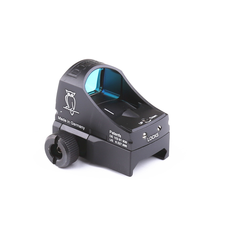DOC Automatic Illuminate SPIRIT Tactical Reflex Red Dot Sight For Airsoft Hunting Rifle Scope with 20mm Mount and GLOCK Mount