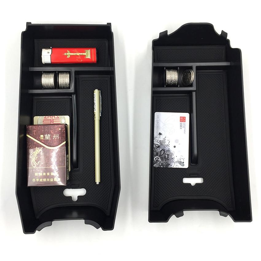 Acessórios para mercedes benz classe e 2010-2015 w212 console apoio de braço central caixa de armazenamento recipiente bandeja organizador estilo do carro
