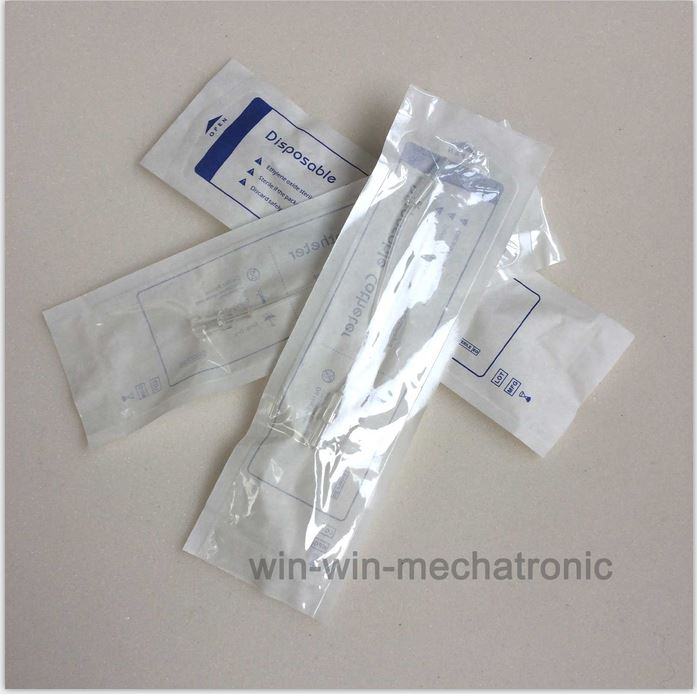 Needles /& Disposable tube For Mesotherapy Gun Accessory 50 Sets// Pack  Universal
