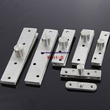Free shipping 360 degrees of rotor shaft stainless steel doors hidden plug world hinge shaft hinge under the earth
