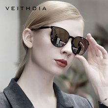 VEITHDIA, брендовые, Ретро стиль, фотохромные, для женщин, s, солнцезащитные очки, поляризационные, зеркальные линзы, день и ночь, двойные, солнцезащитные очки для женщин, VT8520