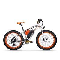 RichBit New RT 012 Plus Powerful Electric Bike 21 Speed 17AH 48V 1000W Fat Tire Ebike