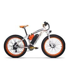 RichBit חדש RT 012 בתוספת עוצמה חשמלי אופני 21 מהירות 17AH 48V 1000W שומן צמיג Ebike עם מחשב מד מהירות חשמלי Odomet