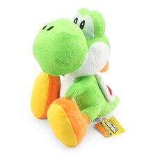 Yoshi Plush Doll Super Mario Bros Toy With Tag Soft Green Yoshi Doll Kid's Gifts