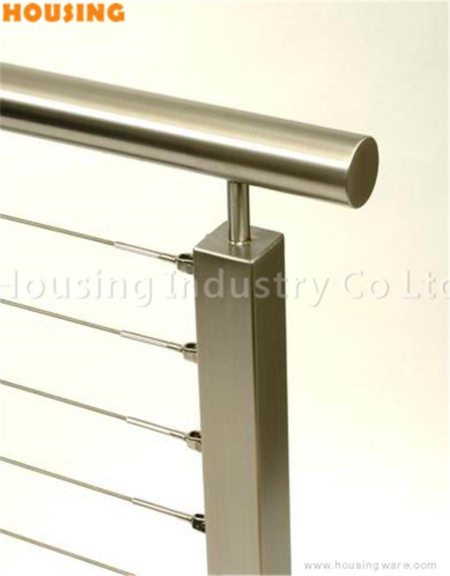 balcone esterno ringhiera filo per ponte di legno in buona qualità ...