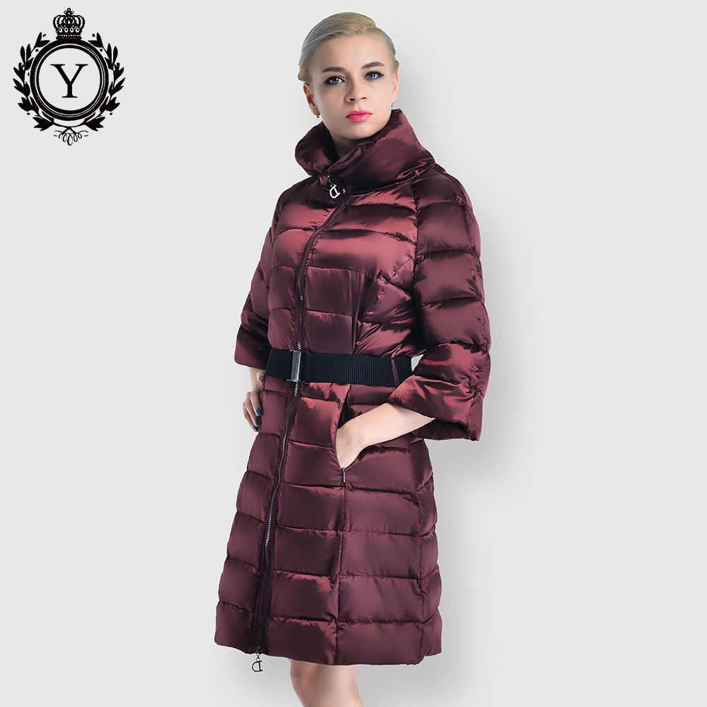 2018 Women's Fashion   parkas   coat COUTUDI Female winter jacket Thick warm slim Women's Winter   parka   coat chaquetas mujer invierno