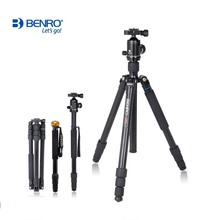 NEW Tripod Benro monopod A2682TV2 professional SLR camera tripod V2 head portable travel photography loading 18kg  стоимость