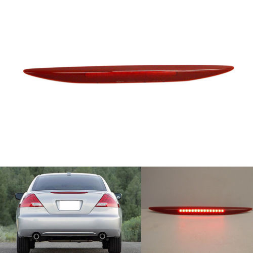 For Honda Accord 7 2006-2007 High Mount Third Brake Tail Light Lamp aftermarket free shipping motorcycle parts eliminator tidy tail for 2006 2007 2008 fz6 fazer 2007 2008b lack