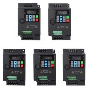 Image 1 - SKI780 VFD Değişken Frekans Dönüştürücü Motor Hız Kontrol 220 V/380 V 0.75/1.5/2.2KW Ayarlanabilir hızlı frekans invertör Yeni