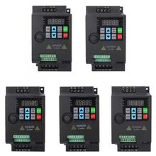 SKI780 VFD Variable Frequency Converter for Motor Speed Control 220V/380V 0.75/1.5/2.2KW Adjustable Speed frequency inverter New