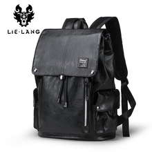 LIELANG Men Backpack Fashion Trends Youth Student Leisure Travel Bag Boys Bags Backpacks Computer