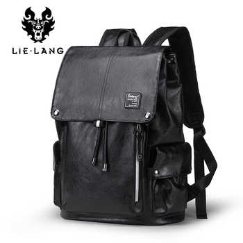 LIELANG Men Backpack Fashion Trends Youth Student Leisure Travel Men Bag Boys Bags Backpacks Computer Bags Backpacks - DISCOUNT ITEM  49 OFF Luggage & Bags