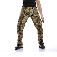 2016 Men's Military Style Army Camouflage Pants Military Camouflage Tactical Pants Military Clothing Cargo Pants Plus Size 40
