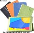 Для Teclast PU защитный Кожаный Чехол Для Teclast T98 X10 3 Г 4 Г Защитной Оболочки 10.1 дюймов Tablet PC пакет защиты
