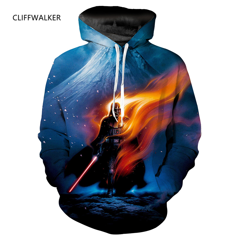 Drop Shipping Fashion Star Wars Game Of Thrones 3D Printed Hoodies For Mens Womens Streetwear Pullover Spring Sweatshirts Tops