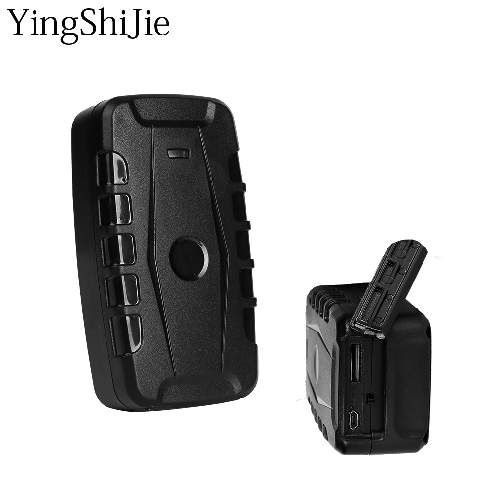 YingShiJie GSM 3G WCDMA Magnet Car GPS Tracker Worldwide Applicable Wireless Real time vehicle tracking locator rastreador