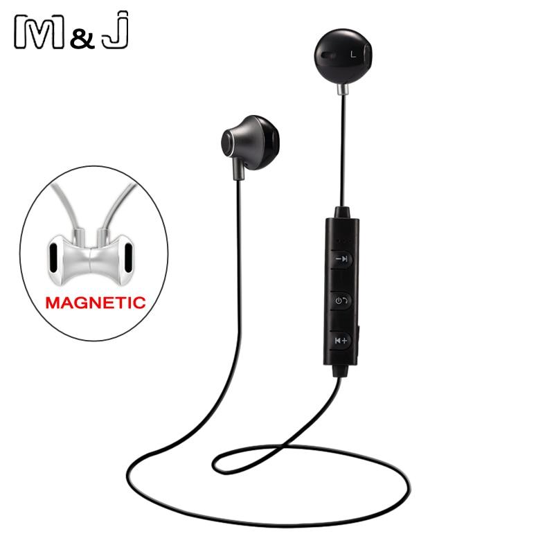 M&J CSR Mini Bluetooth 4.1 Headset Wireless Earbud Sport