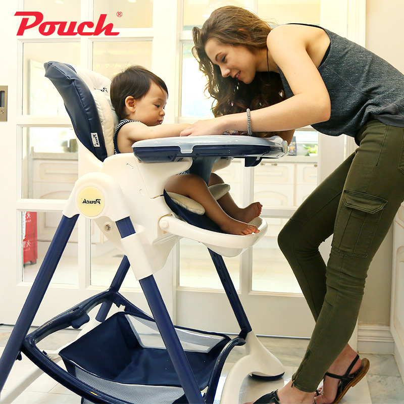 Pouch New Fashional Multifunctional Portable Children Highchairs Removable Baby Feeding Chair model k05 highchair for infant pouch multifunctional highchairs portable foldable infant seat chair baby to eat
