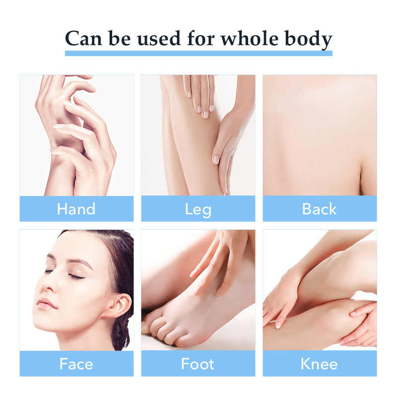 60ml Deep Cleansing Exfoliating Peeling Mousse Removal Blackhead  Facial Scrub Cleaner for Face and Body Whitening Gel Skin Care