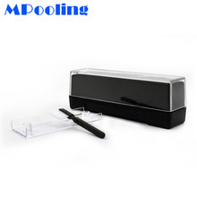 MPooling Black Velvet Brush Stylus Cleaner Vinyl Record Cleaning Accessories for Turntable Players