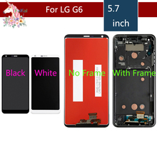 LCD For LG G6 Display Touch Screen Digitizer For LG G6 LCD Display LCD Touch Screen Assembly H870 H870DS H871 H872 LS993 VS998 все цены