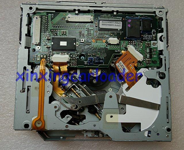 FREE SHIPPING loader DV38M16V DV38M16D for VW BMNW Mercedes Jee&p Chrysler car DVD navigation audio tuner