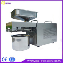 Stainless steel Mini oil press machine home commercial nut cocount seed heat press machine