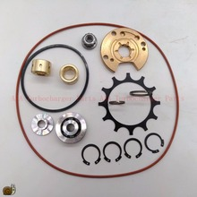 Garrett T3 Turbocharger super repair kits 360 degree thrust bearing Stepped Gap seal ring supplier AAA