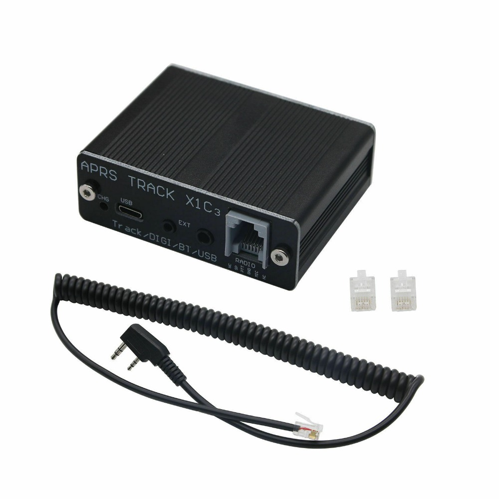 APRS 51Track X1C-3 Tracker Advanced APRS Tracking Device Designed For HAMs Radio Wakie Talkie(China)