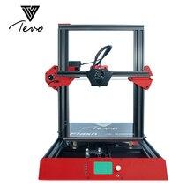 2018 TEVO Flash 3D Printer 3D Printer kit Aluminium Extrusion 98% Prebuilt Impresora 3D SD card Titan Extruder High Precision