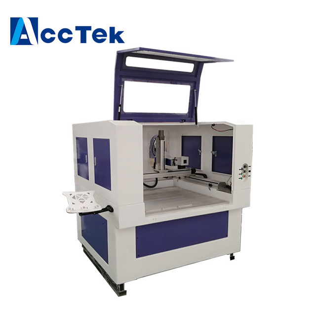 6090 30W fiber laser marking machine with 600*900mm work size with lifting table