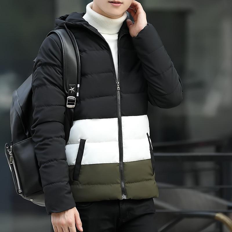 Inverno 828 De 828 Coton 828 D'hiver Masculino green Veste Manteaux black 2019 Outwear Chaud white Pour Red Casaco Hommes Al499 navy Homme Théegg gray n0m8OvNw