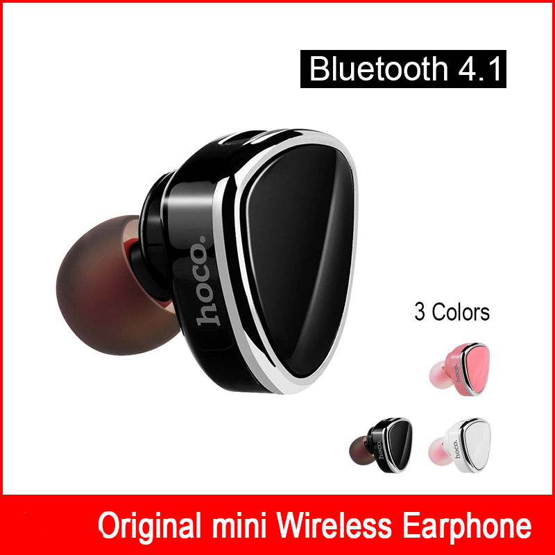 Invisible Earpiece Stereo Music hifi Headphones Bluetooth Headphone Handsfree mini Wireless Earphones With Microphone For xiaomi picun p3 hifi headphones bluetooth v4 1 wireless sports earphones stereo with mic for apple ipod asus ipads nano airpods itouch4