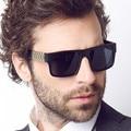 Rectangle Mens Sunglasses Quality Sunglasses for Driving Finishing