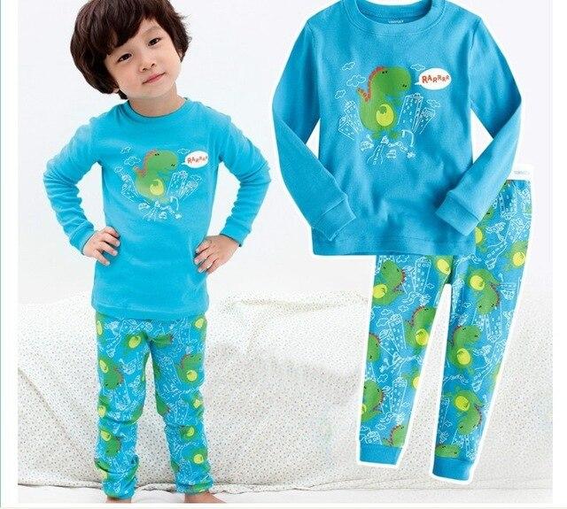 Crianças Conjuntos De Pijama Meninos Pijamas 2 7 Anos Meninas