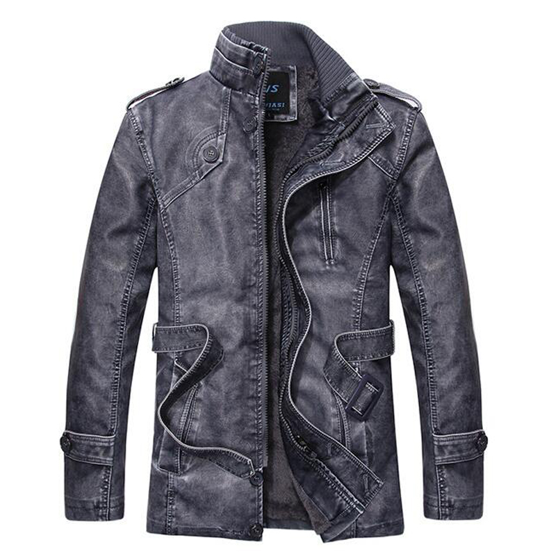 Popular Cheap Leather Jackets Men-Buy Cheap Cheap Leather ...