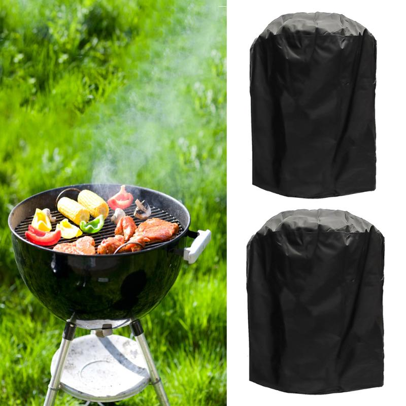Outdoor Waterproof BBQ Barbecue Cover Dustproof 210d Oxford fabric Garden Rain Gas Barbecue Grill Cover For Patio Protector