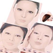 영원한 메이크업 4d 거짓 연습 피부 실리콘 뷰티 눈썹 입술 얼굴 문신