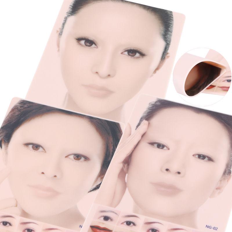 Permanente Make 4D Valse Praktijk Huid Siliconen Beauty Wenkbrauw Lippen Gezicht Tattoo