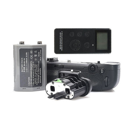 MB D18 Replacement Battery Grip 2 4G Wireless Remote Control EN EL18 Battery BL 5 Cover