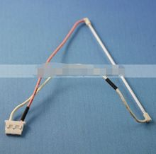10 piezas x 10 retroiluminación CCFL tubo lámparas w/cable para LCD DVD pantalla médica Industrial duplicador de pantalla 250mm * 2,6mm