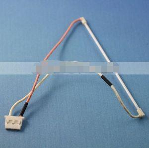Image 1 - 10ピースx 10 バックライトccfl管ランプw/ケーブル用lcd dvdディスプレイ産業医療デュプリケータ画面250ミリメートル* 2.6ミリメートル