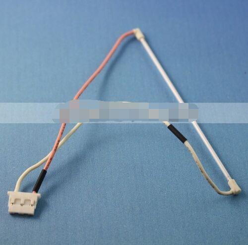 10ピースx 10 バックライトccfl管ランプw/ケーブル用lcd dvdディスプレイ産業医療デュプリケータ画面250ミリメートル* 2.6ミリメートル