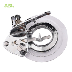 Fancy Disc Pattern Embroidery&Jacquard Presser Foot,3700L,For Home Multi-Function Sewing Machine&Embroidery Equipment Accessorry
