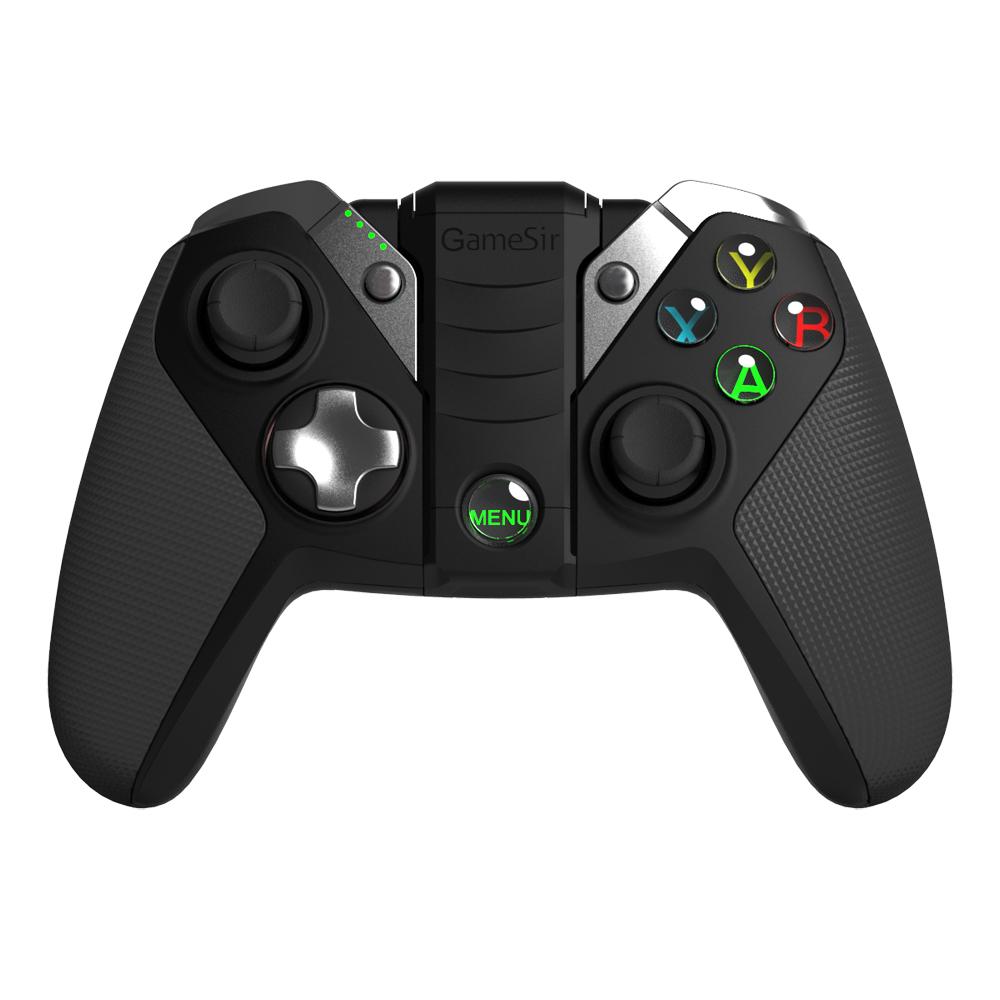Prix pour Gamesir g4s bluetooth gamepad sans fil contrôleur pour android téléphone/android tablet/android tv/sumsung vitesse vr/jouer station3
