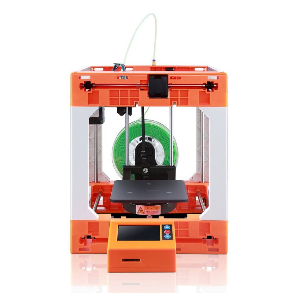 цена на 100 WEEDO Mini Desktop 3D Printer with Extruder Filament LCD Screen Display DIY 3D Printing Machine Easy to Assemble Dropshiping