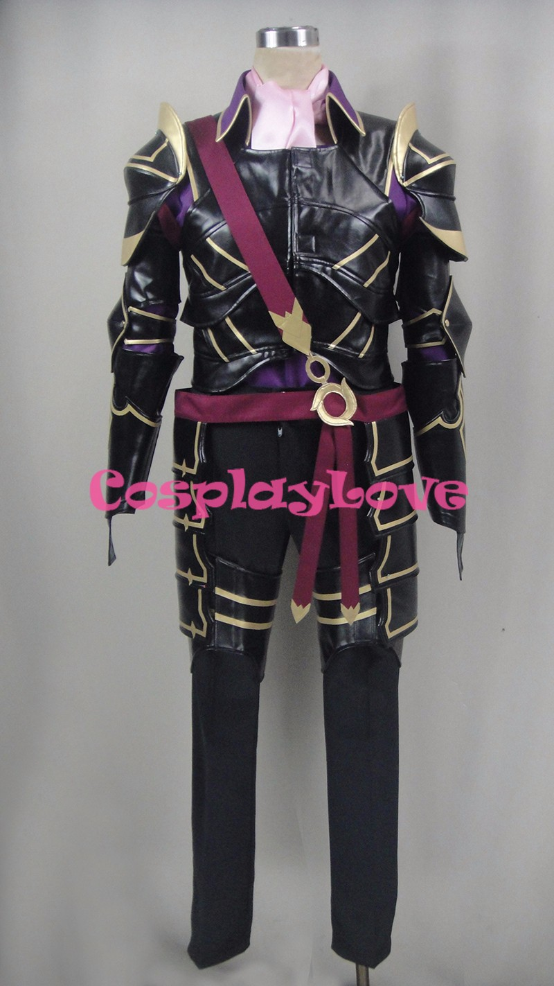 Fire Emblem Fates IF Xander Cosplay Costume Christmas Halloween Cosplay Costume (4)