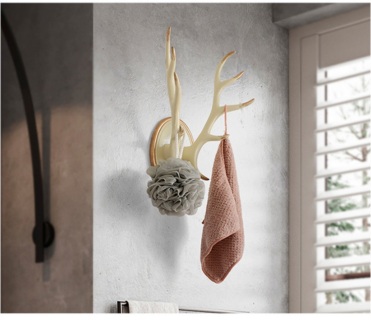 Modern-Home-Decor-Deer-Horn-Statue-Coat-Hanger-Wall-Decoration-Accessories-Sculpture-Ornament-Wedding-Room-Figurine-Decorations (3)