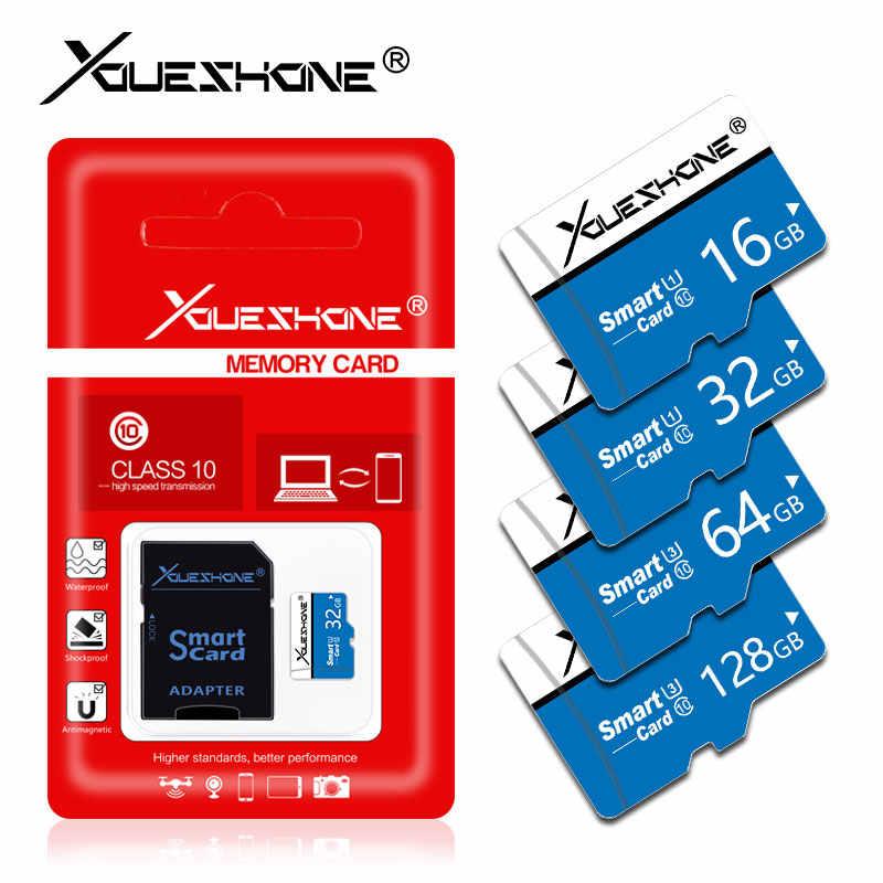 Хит продаж слот для карт памяти cartao de memoria 32 ГБ 16 ГБ 8 ГБ micro sd карты class10 64 Гб 128 GB microsd 4 Гб мини карта памяти TF для смартфонов